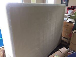 FREE double size boxspring