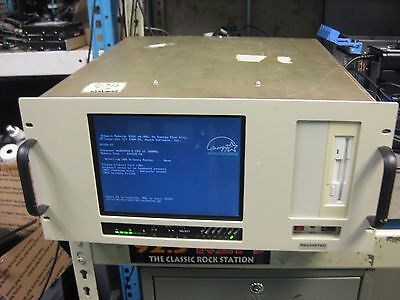 Recortec 184410064 Industrial Computer With Psc-486 Ver B Single Board Computer