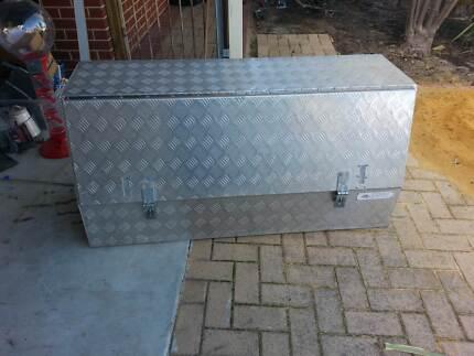 Aluminium tool box Forrestfield Kalamunda Area Preview