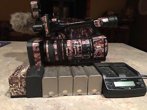 Sony NX-5 Video Camera