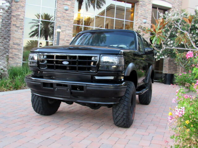 Image 1 of Ford: Bronco BLACKOUT…