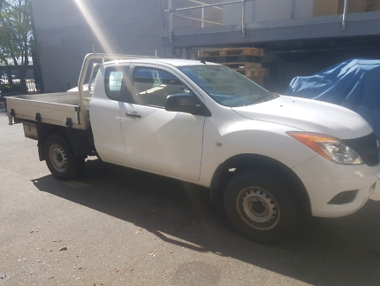 2014 mazda bt50 freestyle cab Glynde Norwood Area Preview