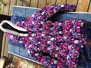 Girls winter jacket Size 6