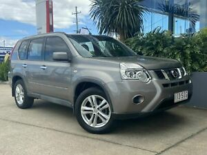2012 Nissan X-Trail ST Grey 5 Speed Automatic Wagon Beaudesert Ipswich South Preview