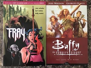 Joss Whedon Graphic Novels
