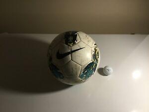 Nike Brasil Soccer Ball