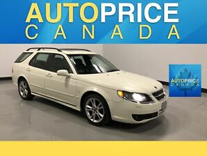 2008 Saab 9-5 MOONROOF|LEATHER|HEATED SEATS