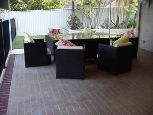 Outdoor Setting & Storage Box Redland Bay Redland Area Preview