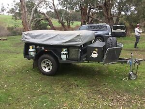 Camel Group Bushman Off Road Trailer Skye Frankston Area Preview