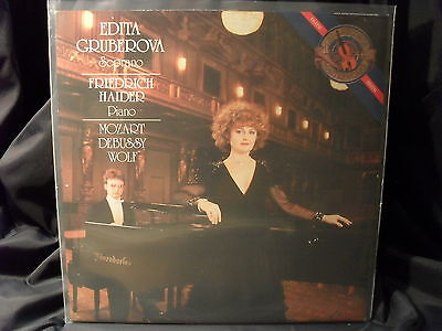 Edita Gruberova & Friedrich Haider - Mozart, Debussy, Wolf