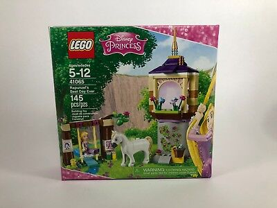 LEGO Disney Princess 41065 Rapunzel's Best Day Ever - NEW - SEALED -