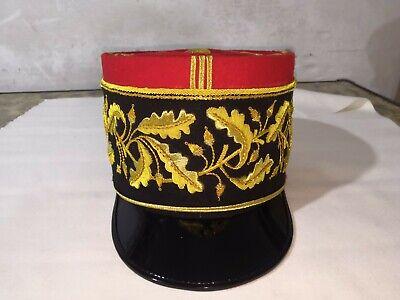 French admiral general kepi