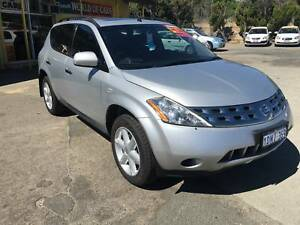 2008 Nissan Murano Ti-L  SUV Beaconsfield Fremantle Area Preview