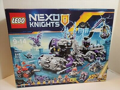 LEGO Nexo Knights Jestro's Headquarters ( 70352 ) NISB New Retired!