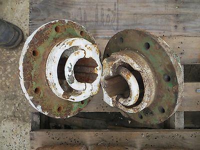 Oliver Super 55 550 Tractor Hubs