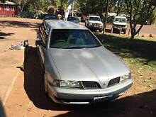 2003 Mitsubishi Magna Wagon Kununurra East Kimberley Area Preview