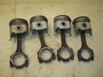 Ford 801 Tractor Pistons Connecting Rods 800