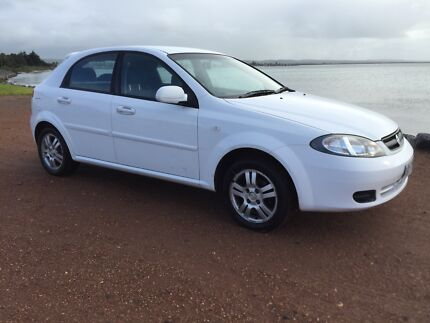 2005 Holden Viva Hatchback  Tumby Bay Tumby Bay Area Preview