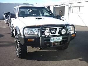 2003 Nissan Patrol 7 Seat 3.0L Turbo Diesel Wagon. Devonport Devonport Area Preview
