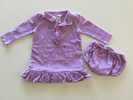 Designer Baby Girl Clothing CKlein RLauren Juicy Couture Guess TH