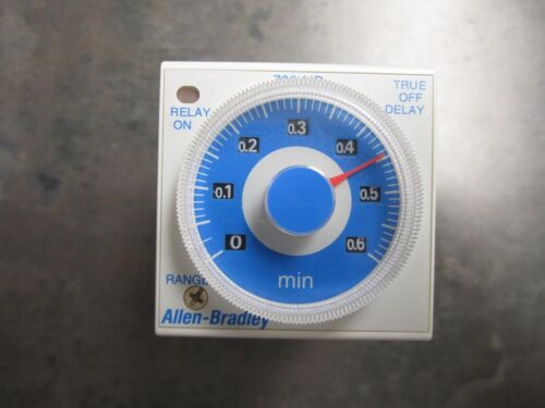 NEW ALLEN BRADLEY 700-HRQN2HA12 TIME DELAY RELAY