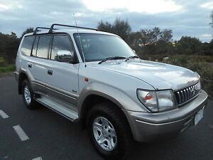 1998 Toyota LandCruiser Wagon 7 SEATER REG AND ROADWORTHY!! Moorabbin Kingston Area Preview