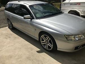 BERLINA WAGON SELL OR SWAP 4 DUAL CAB Logan Central Logan Area Preview