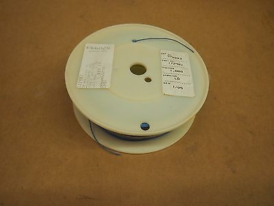 1000 Ft Of 24 Awg 732 Blue Wire 600v 732 Mil-w-16878 172407