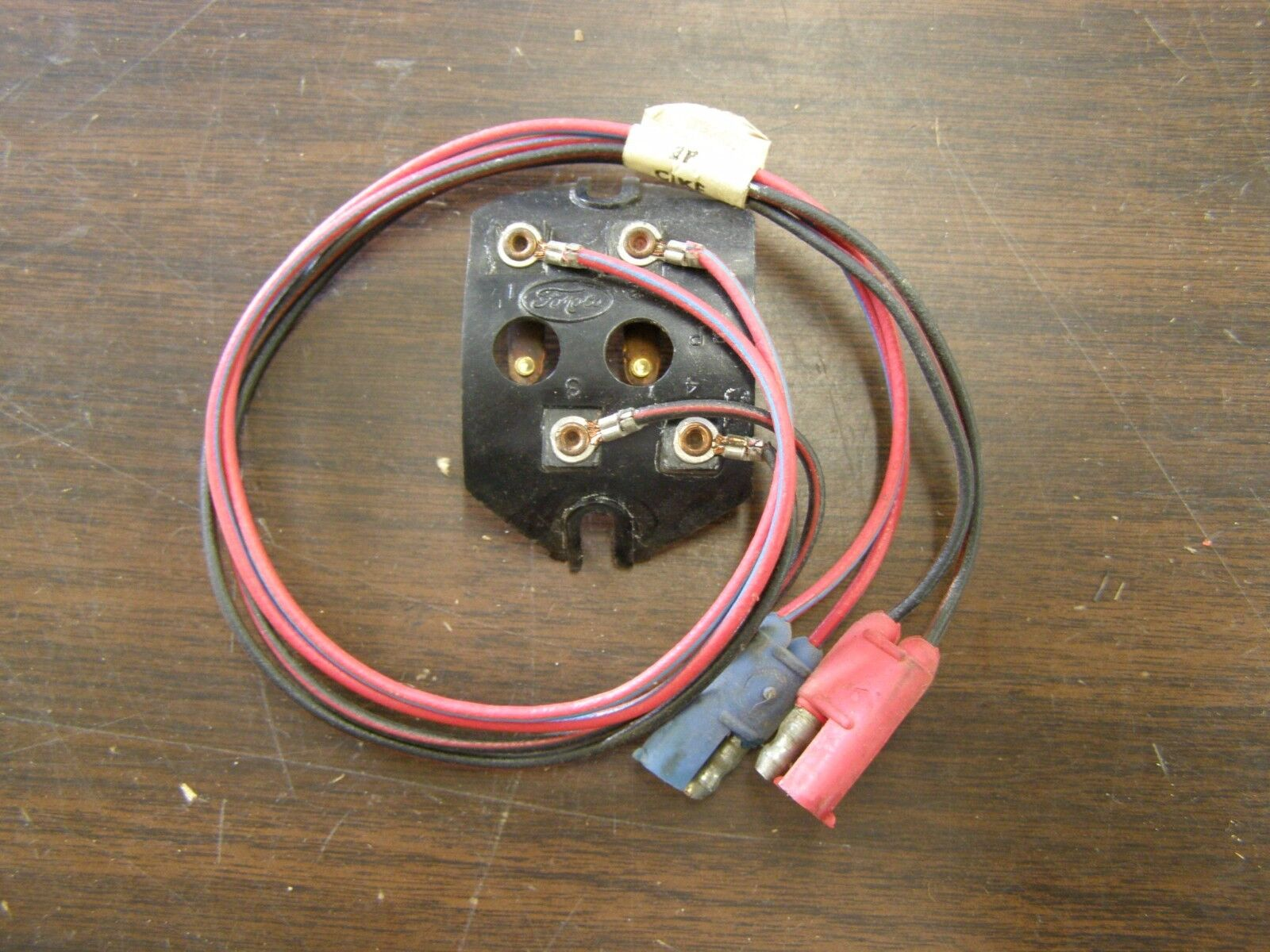 NOS 1960 - 1964 Falcon + Comet Neutral Safety Switch 1961 1962 1963
