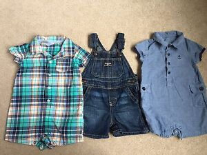 Really cute summer shortfalls and rompers