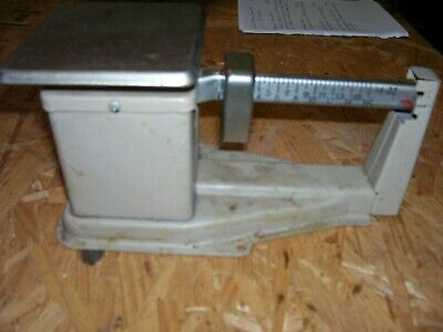 Usps 1985 Weight Scale 16oz