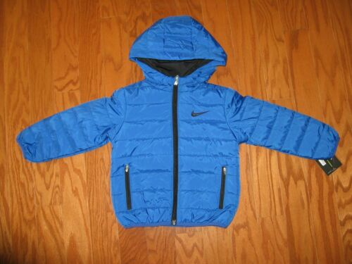 Nike Watewolf Puffer Winter Hoodie  Coat BOYS SIZE 6/7  NWT $75