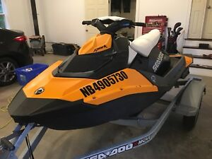 2015 seadoo spark with IBR