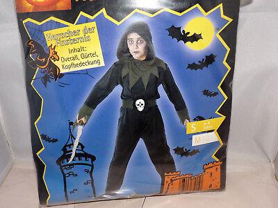 Kinder Halloween Kostüm Herrscher der Finsternis 4-6 Jahre  - Herr Der Finsternis Kostüm
