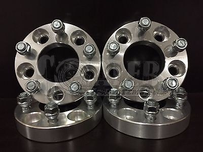 "4 X 1.25"" Wheel Spacer Adapters 