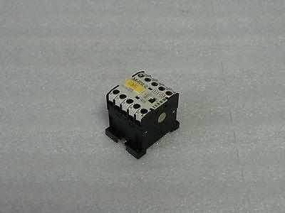 Klockner Moeller Contactor DIL ER-40-GI, 24 VDC Coil, Used, Warranty