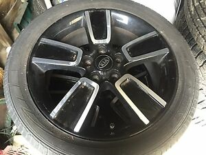 Kia Soul SX Rims and Tires
