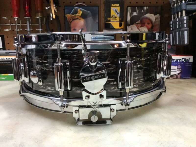 Rogers Dynasonic Snare Drum