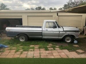 Ford F100 77 LWB ,351,auto Salisbury East Salisbury Area Preview