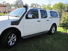 2011 Nissan Navara STX Ute with Canopy & plenty of extras Warrimoo Blue Mountains Preview