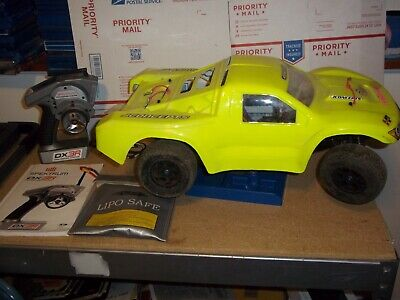 1/10 Scale 4x4 Short Course Stadium Truck with extras Preowned