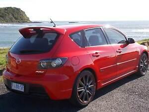 2006 Mazda Mazda3 Hatchback MPS Turbo Devonport Devonport Area Preview