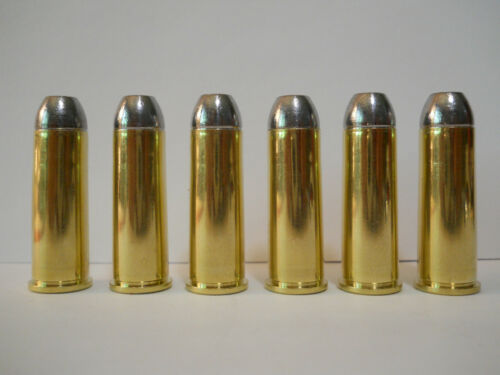 44-40 WCF Snap Caps- training rounds, package of 6