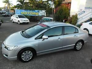 Honda Civic VTi Sedan Hermit Park Townsville City Preview