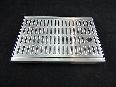 Tropfblech Tropfschale 300 x 200 x 27 mm für Zapfanlage  **Sonderaktion**