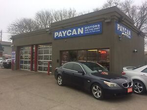 Paycan Motors FREE vehicle inspections!
