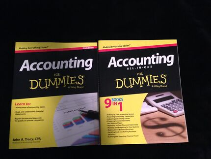 Accounting For Dummies x 2 Bibra Lake Cockburn Area Preview