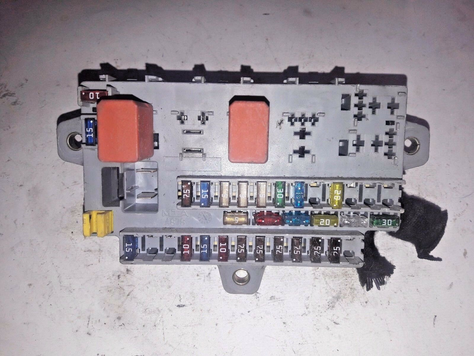 Used Fiat Switches And Controls For Sale Page 26 Fuse Box Ducato 1332052080 Citroen Jumper Or Boxer 2002 2006 Year