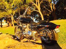 CUSTOM - HARLEY DAVIDSON DYNA Wollongong Wollongong Area Preview