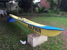 Surf ski Dolphin Dominator Westmead Parramatta Area Preview